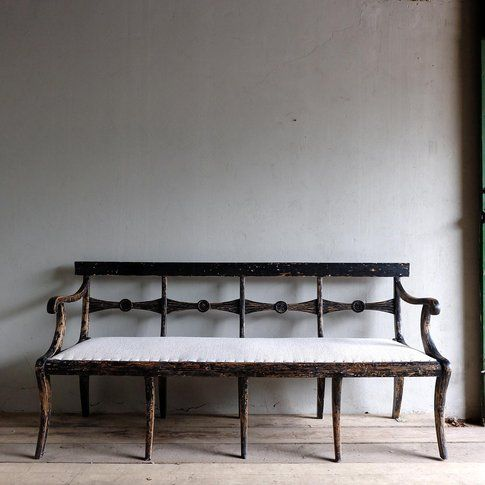Swedish Antique Bench
