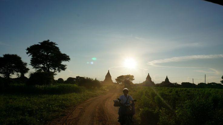 Bagan, Myanmar (Burma) - 2013