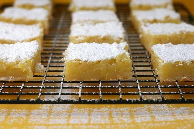 Lemon Bars by Bakerella, via Flickr