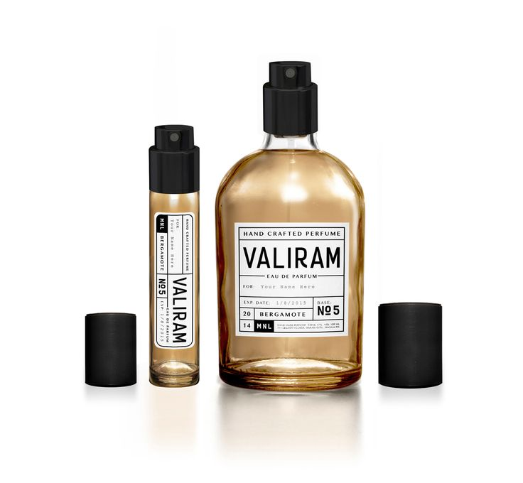 Valiram Perfume — The Dieline - Package Design Resource