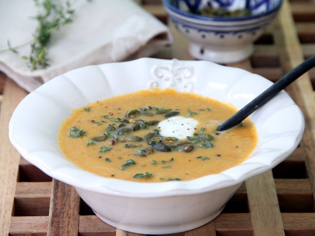 ... Soups on Pinterest | Detox soup, Best baked potato and Gluten free