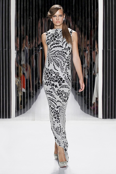 #JennyPackham #NewYork #ContemporizedRetro #Spring #Summer #WomenCollection #Fashion #SS13 #GbModa