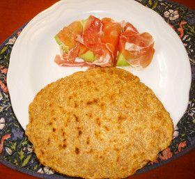 イタリア・ロマーナのパン・ピアディーナ