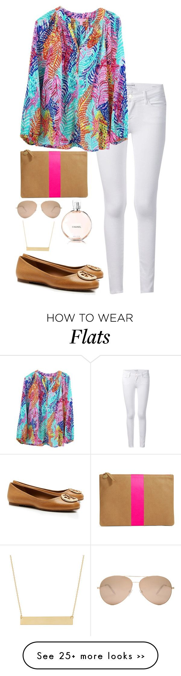 wear Polyvore Spring August      by and thepinkcatapillar     leather   patent Flats   to How Happy purses on Flats      Happy