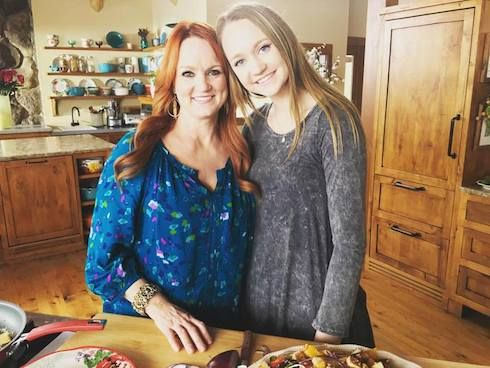 What is the net worth of The Pioneer Woman, Ree Drummond ...