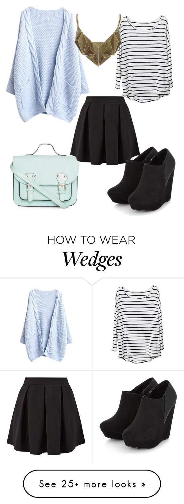 """""""Untitled #177"""" by batmanbeauty on Polyvore featuring Cameo Rose and Chicnova Fashion"""