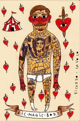 Ric Magic Body - Ricardo Cavolo