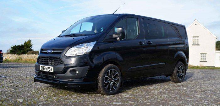 Ford Transit Custom DCIV WASP Van - Swiss Vans, Bridgend