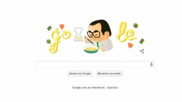 Momofuku Ando: Google honra al 'padre' de la sopa instantánea
