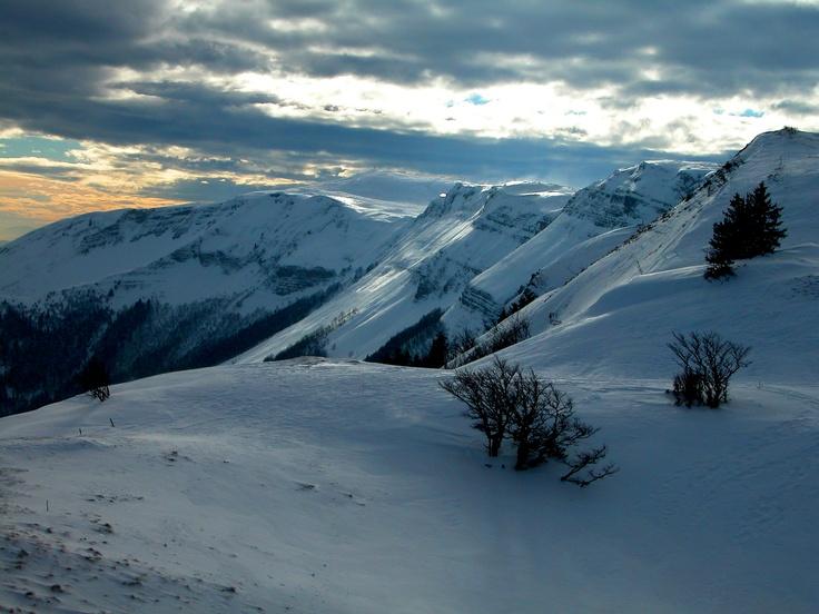 Crêt de la Neige, Jura France