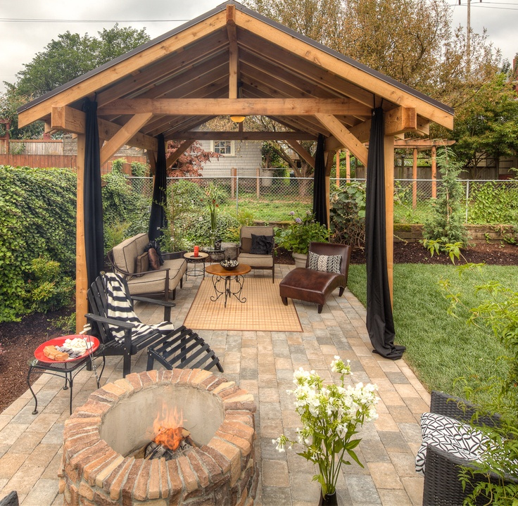 find this pin and more on outdoor pavilion ideas - Patio Pavilion Ideas