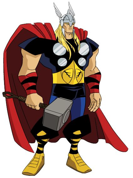 Super 4 Cartoon Characters : Best images about avengers earth s mightiest heroes