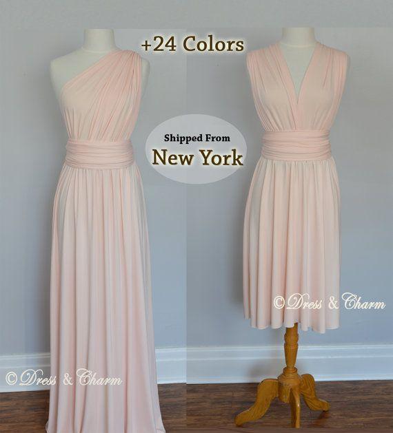 Fard à joues de robe de demoiselle d'honneur par justDressAndCharm