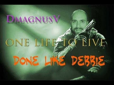 Call of Duty Black Ops 2 - One Life To Live - Done Like Debbie in Debbie Does Dallas