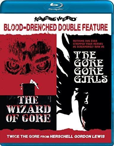 Amy Farrell & Frank Kress & Herschell Gordon Lewis-The Wizard of Gore / The Gore Gore Girls