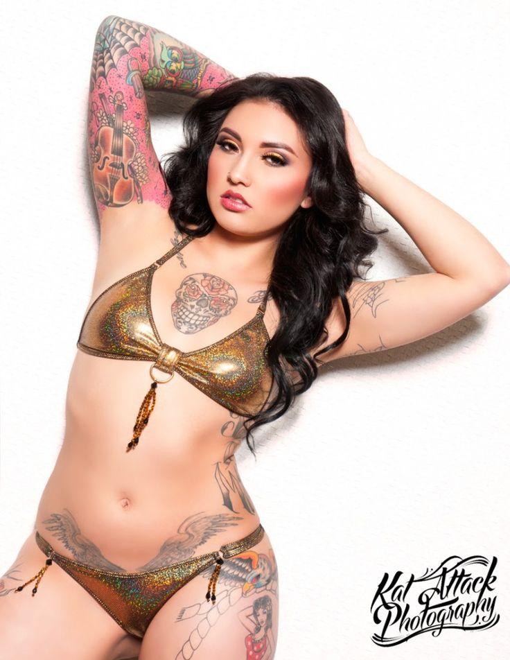 手机壳定制speed turf boys toddler Tattoo   d Lifestyle Magazine Model Feature Kara Korpse Photography by Kat Attack Photography
