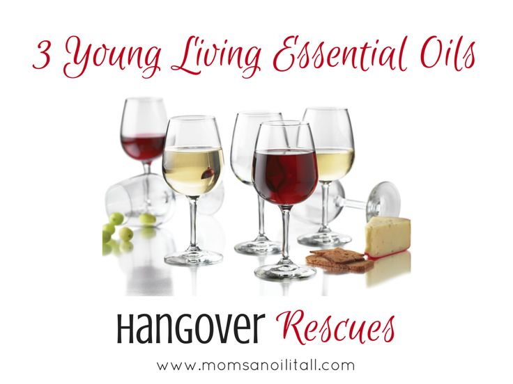 3 Hangover Rescues with Young Living Essential Oils Did you have a little too much fun last night? Maybe you just lost count of how many drinks you had. Either way, waking up the next morning aft...