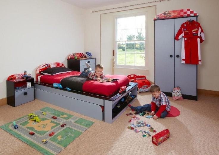 18 best Car Racing Boys Bedroom images on Pinterest | Boy bedrooms ...