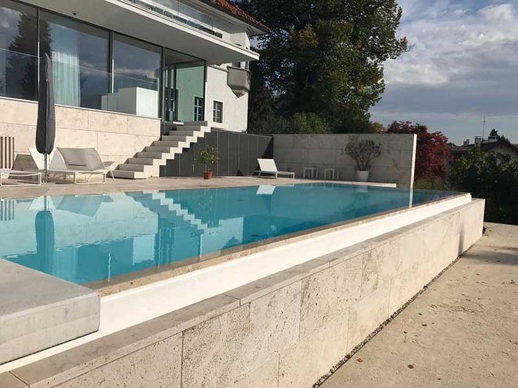 Die besten 25 poolanlagen ideen auf pinterest for Gartenpool mit rutsche