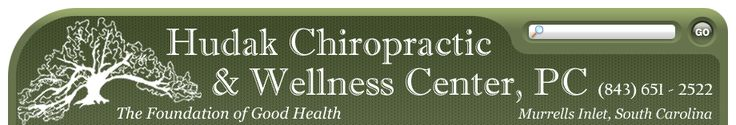 Hudak Chiropractic & Wellness Center - Chiropractor In Murrells Inlet, SC USA