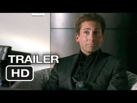 Omg this looks so funny!!! The Incredible Burt Wonderstone Official TRAILER #1 (2013) - Jim Carrey, Olivia Wilde Movie HD