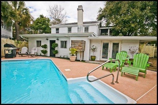 Tybee Island Rental Houses With Pool