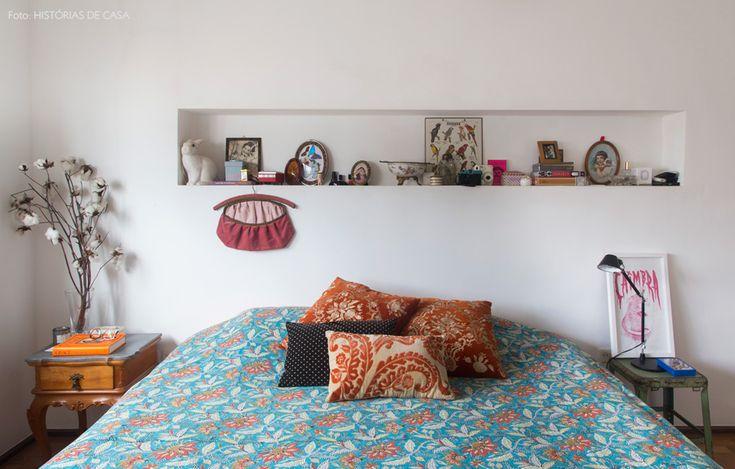 decoracao-estilo-boho-bohemian-estampas-quarto-cama