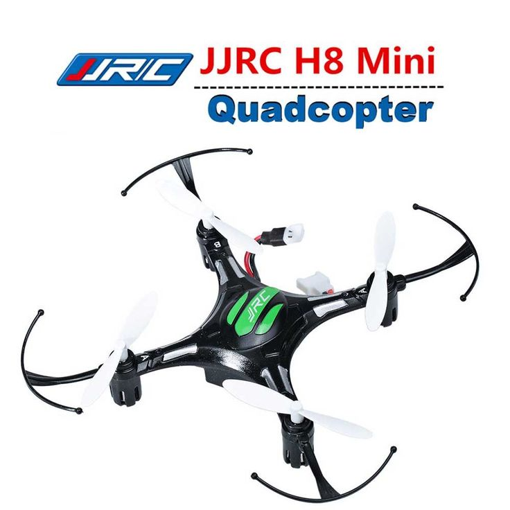 Hot JJRC H8 RC Drone Headless Mode Mini Drones 6 Axis Gyro Quadrocopter 24GHz 4CH