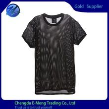 Wholesale Printed Men's Polyester Dry Fit Mesh Running   best buy follow this link http://shopingayo.space