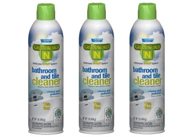 Champion Sprayon® Green World N™ Bathroom and #TileCleaner : Order online Just for $3.85 / 16 oz