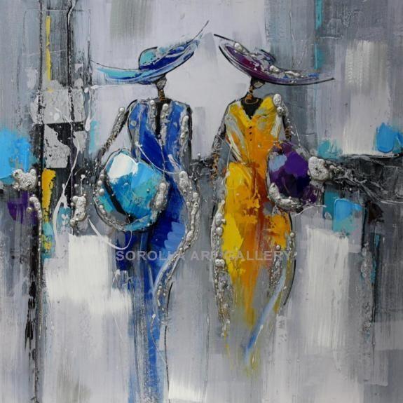 cuadros oleo arte pintura acuarela cuadros modernos abstracto rostros figuras carpeta pinceladas