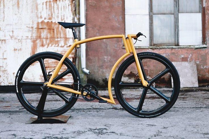 Viks GT 'Lamborghini' Bike