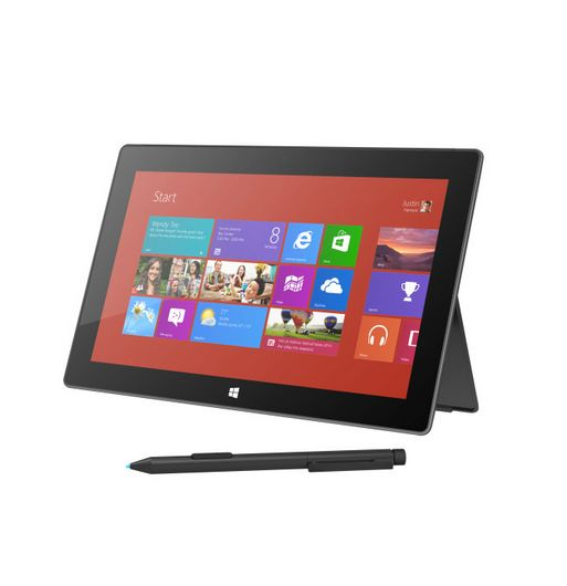 """Microsoft Surface Pro 10.6"""" Tablet, 64GB, Powered by Windows 8 at Microsoft Store for $699 with FREE shipping"""