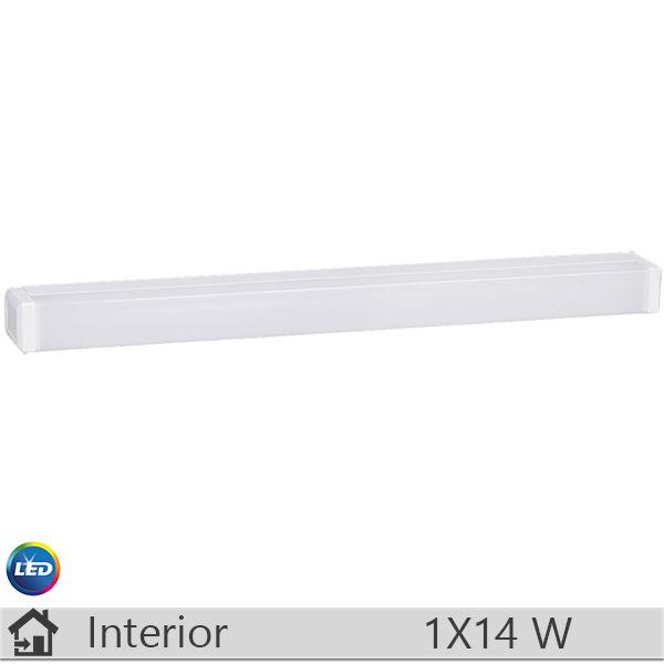 Aplica LED baie, iluminat decorativ interior Rabalux, gama Hidra, model 2358 http://www.etbm.ro/rabalux