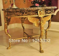 Online Shop Рекламные! Мраморной столешницей журнальный столик, Гостиная центр таблица обеденный стол украшения дома|Aliexpress Mobile