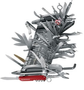 Find Out What The Most Useful Outdoor Tools Are