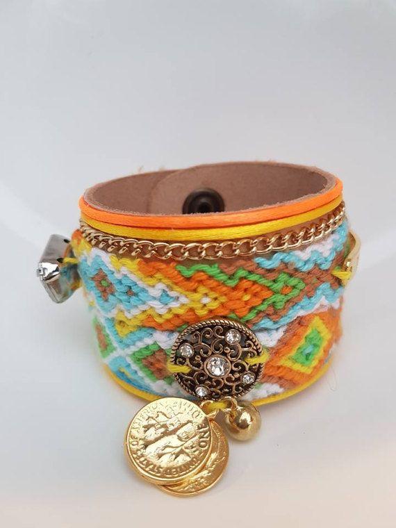 Bekijk dit items in mijn Etsy shop https://www.etsy.com/nl/listing/499762370/vriendschap-armband-zigeuner-armband