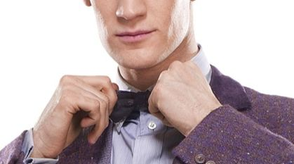 April 3 is Wear a Bow Tie Day (and Fish Finger and Custard Day) http://geekmom.com/2014/04/bow-tie-day/