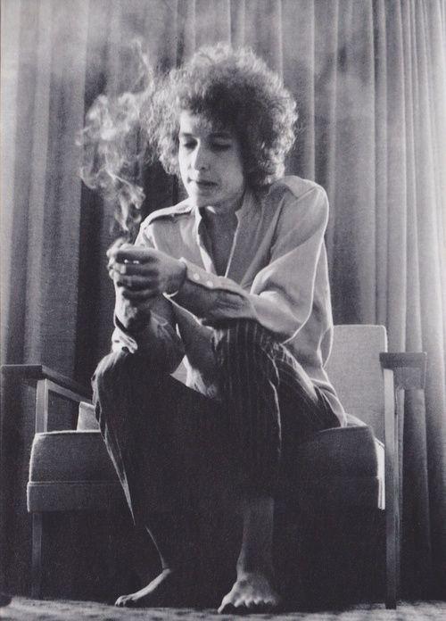 Portrait de Bob Dylan 66