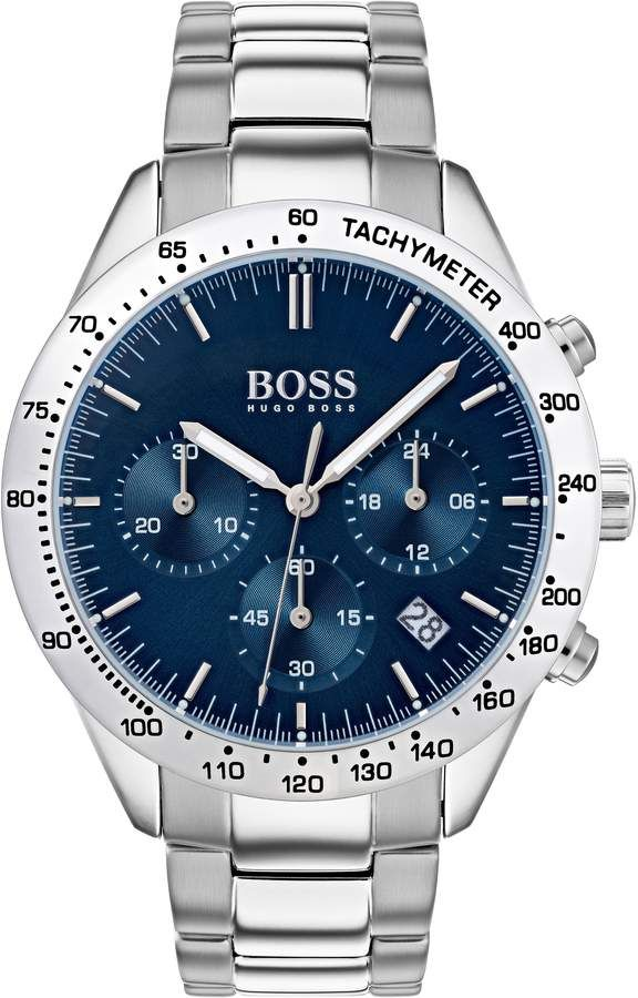 bf2b0b5e6 BOSS Talent Chronograph Bracelet Watch, 42mm | Products in 2019 ...
