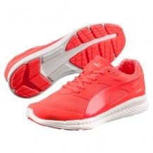 Puma Ignite Cushioned Running Shoes Coral - Perform AND Save at Frog Island Sports
