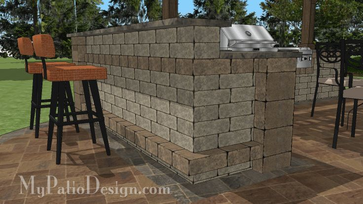 1000 images about grill station and outdoor kitchen plans for Outdoor cooking station plans