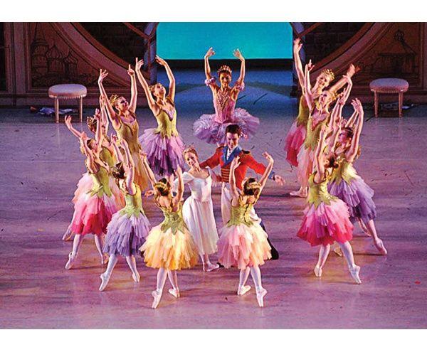 BalletMet's The Nutcracker!