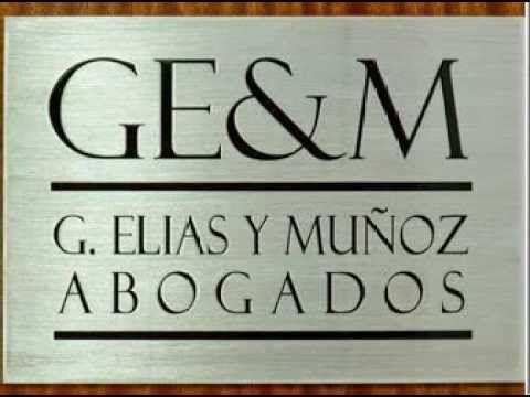 Abogados Madrid, Despacho de Abogados G.Elías y Muñoz