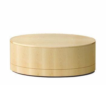 AGATI Furniture   Drum Occasional Table