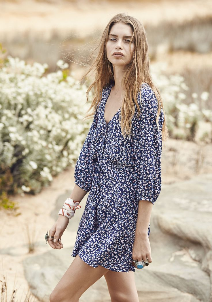 Auguste - The Open Road All Things Good Play Dress