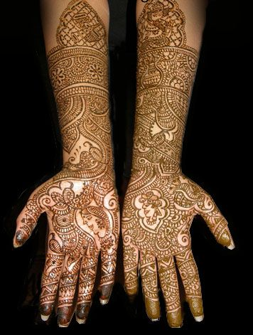 Mehndi Designs: Indian Bridal Mehndi Designs For Hands