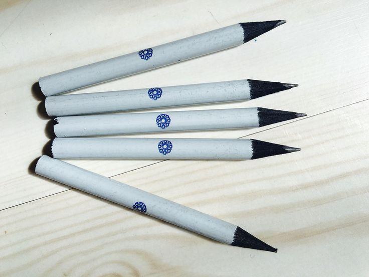 Pencils met Zeeuwse Knop www.goleftee.com