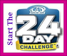 Advocare 24 Day Challenge FAQ After receiving a lot of the same questions about the Challenge, I decided to do a FAQ page. Please look through the page to answ(...)