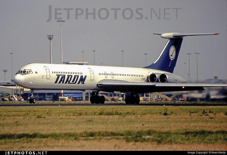 Tarom Romanian Airlines Ilyushin IL-62